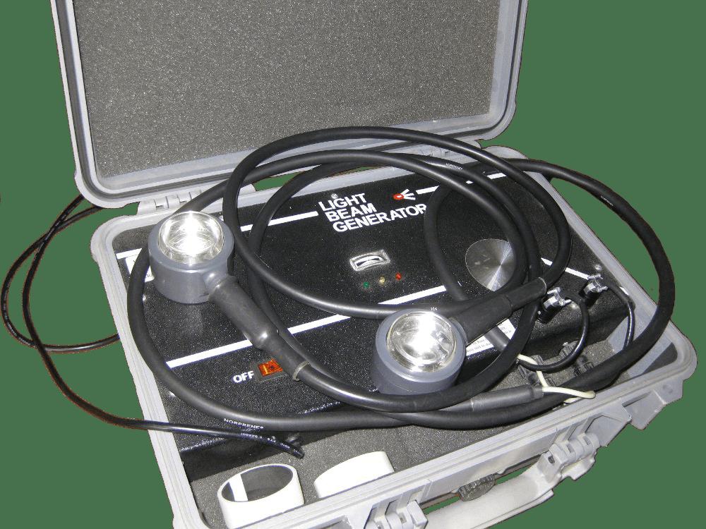 Light Beam Generator